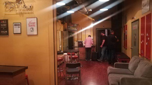 Lounge Theatre