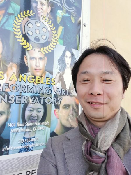 LAPAC ロサンゼルス演劇学校