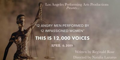 12 angry men by women